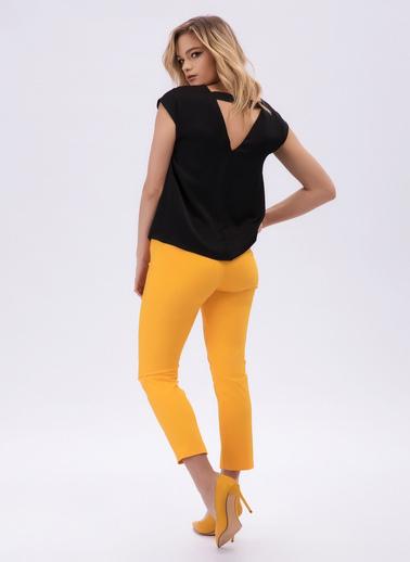 Gusto Pantolon Sarı